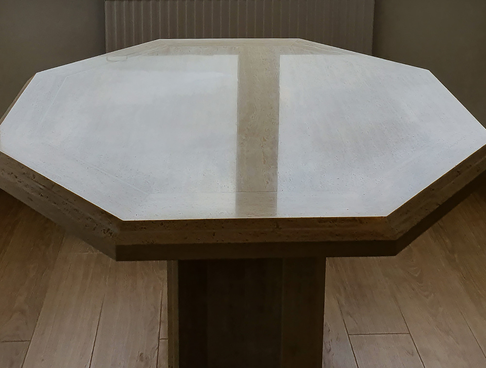 stone-table-repair after
